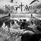 Knight Area - D-Day (Solid Black & White Mixed Vinyl) (2LP)