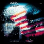 Konitz/Mehldhau/Haden/Motian - Live At Birdland (cover)