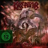 Kreator - Gods Of Violence (Deluxe) (CD+DVD)