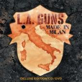 L.A. Guns - Made In Milan (CD+DVD)