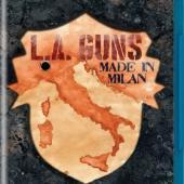 L.A. Guns - Made In Milan (CD+BluRay)