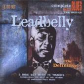 Leadbelly - Definitive (3CD) (cover)