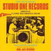 Legendary Studio One Records Original Classic Recordings 1963-80 (2LP)