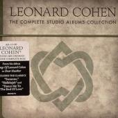 Cohen, Leonard - The Complete Studio Albums Collection (cover)