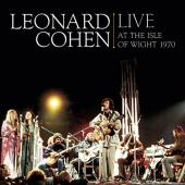 Cohen, Leonard - Live At Isle Of Wight 1970 (CD+DVD) (cover)