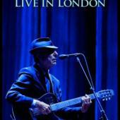 Cohen, Leonard - Live In London (DVD) (cover)