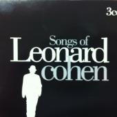 Cohen, Leonard - Songs Albums (3CD) (cover)