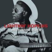Lightnin' Hopkins - Dirty House Blues (LP) (cover)