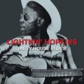 Lightnin' Hopkins - Dirty House Blues (LP) (cover)