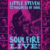 Little Steven & the Disciples of Soul - Soulfire Live! (3CD)
