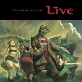 Live - Throwing Copper (LP) (cover)