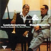 Armstrong, Louis & Duke Ellington - Great Summit / Mastertakes (cover)