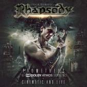 Luca Turilli's Rhapsody - Prometheus: The Dolby Atmos Experience (2CD+BluRay)