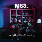 M83 - Hurry Up We're Dreaming (2LP) (cover)