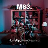 M83 - Hurry Up Were Dreaming (2CD) (cover)