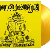 HEIDEROOSJES - Noisy Fairytales (LP)(Yellow Vinyl) (Ltd. Ed.)