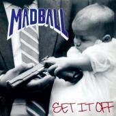 Madball - Set It Off (Transparent Red Vinyl) (LP)