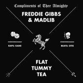 Madlib & Freddie Gibs - Flat Tummy Tea (LP)