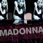 Madonna - Sticky & Sweet Tour (CD+DVD) (cover)
