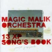 Magic Malik Orchestra - XP 13 Song's Book (cover)