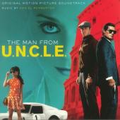 Man From U.N.C.L.E. (OST) (Solid Red Vinyl) (2LP)
