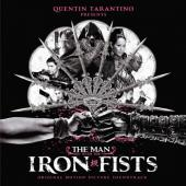 Man With the Iron Fists (OST) (Silver Vinyl) (2LP)