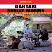 Manne, Shelly - Daktari (Music From the Hit TV Show) (LP)