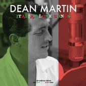 Martin, Dean - Italian Love Songs (Green, White, Red Vinyl) (3LP)