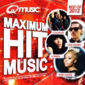 Maximum Hit Music: Best Of 2012 (Q Music) (2CD) (cover)