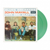 Mayhall, John & The Bluesbreakers - Bluesbreakers With Eric Clapton (Translucent Green Vinyl) (LP)