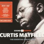 Mayfield, Curtis - Essential Collection (2CD+DVD) (cover)