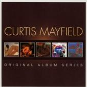 Mayfield, Curtis - Original Album Series (5CD) (cover)