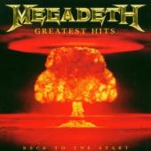 Megadeth - Greatest Hits Back To The Start (cover)