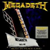 Megadeth - Rust In Peace Live (DVD+CD) (cover)