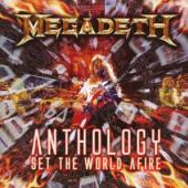 Megadeth - Anthology: Set The World Afire (cover)