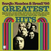 Mendes, Sergio & Brasil '66 - Greatest Hits (LP)