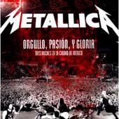 Metallica - Orgullo Passion Y Glorio (DVD) (cover)