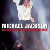 Jackson, Michael - Live In Bucharest: The Dangerous Tour (DVD) (cover)