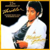 Jackson, Michael - Thriller (25th Anniversary Edition) (cover)