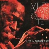 Davis, Miles - Bootleg Series 2: Live In Europe 1969 (4CD) (cover)