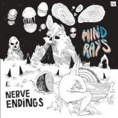 Mind Rays - Nerve Endings (LP)
