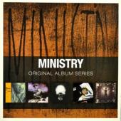 Ministry - Original Album Series (5CD)