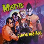 Misfits - Famous Monsters (Green & Yellow Vinyl) (LP)