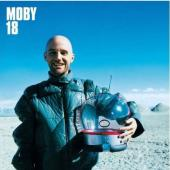 Moby - 18 (cover)