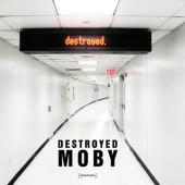 Moby - Destroyed (Boek+CD) (cover)
