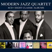 Modern Jazz Quartet - 8 Classic Albums (4CD)