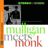 Monk, Thelonious & Gerry Mulligan - Mulligan Meets Monk (cover)