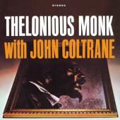 Monk, Thelonious - With John Coltrane (Transparant Purple Vinyl) (LP)