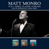 Monro, Matt - 3 Classic Albums (4CD)