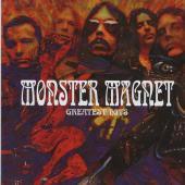 Monster Magnet - Greatest Hits (2CD) (cover)